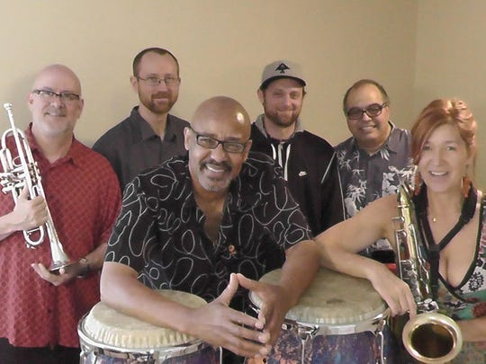 Hear hot Latin tunes with Portland jazz band Picante on June 27 at the Deepwood Wine & Jazz Festival.