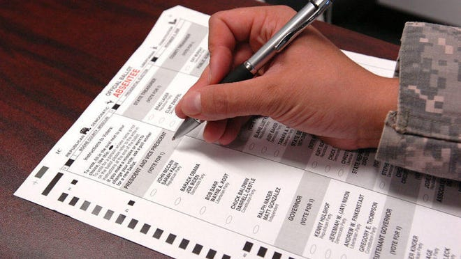 Minnesota's absentee ballot period for all federal, state, judicial and county offices runs until Nov. 2, 2020.