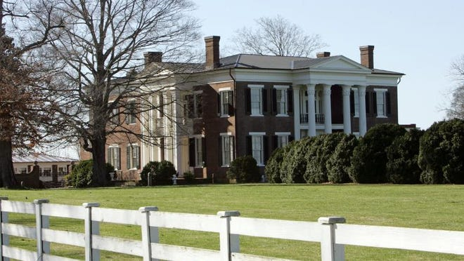 Rippavilla Mansion in Spring Hill played a key role in the events leading to the Battle of Franklin and the Battle of Nashville.