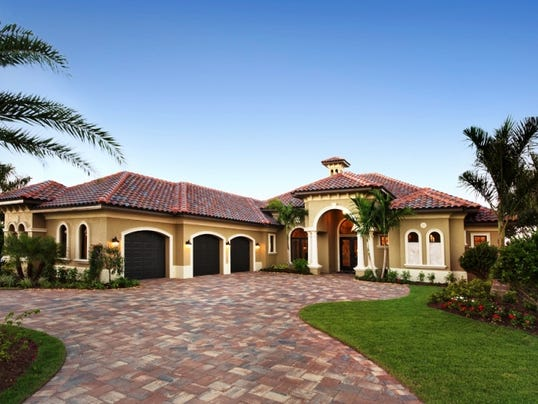 Florida lifestyle homes begins home construction at quail west for Lifestyle home builders