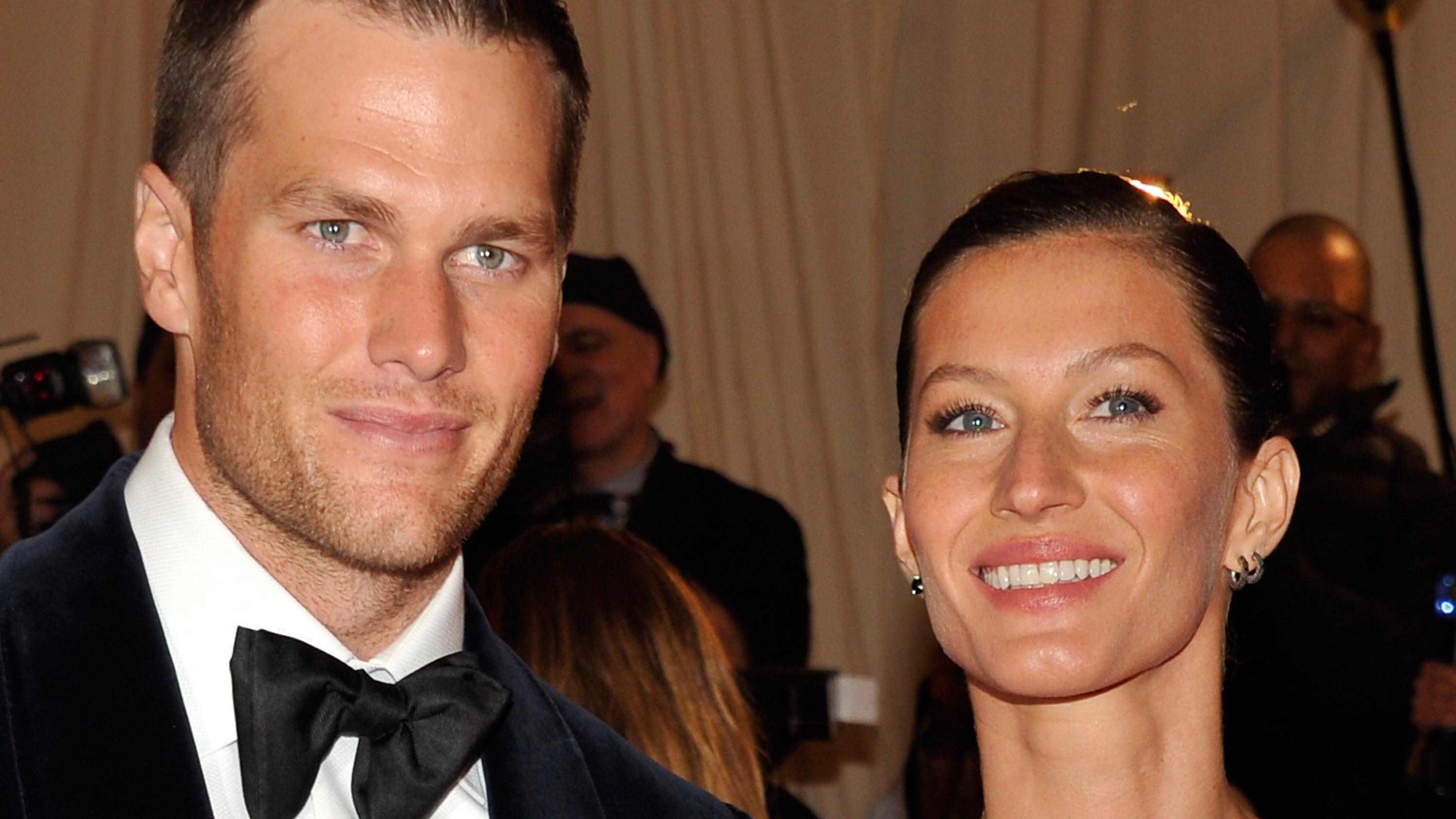 Gisele Shaves Head Kinda Looks Like Tom Brady