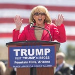 You're hired? Former Arizona Gov. Brewer 'willing' to serve as Trump's VP