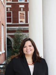 Robin Merrell, a Madison High School graduate and alum