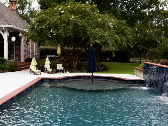 The home for sale at 134 East Frenchman's Bend in Monroe,
