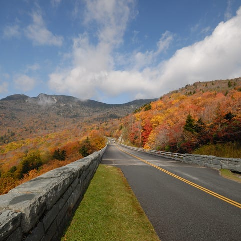 Hit the road and see fall foliage with these great drives