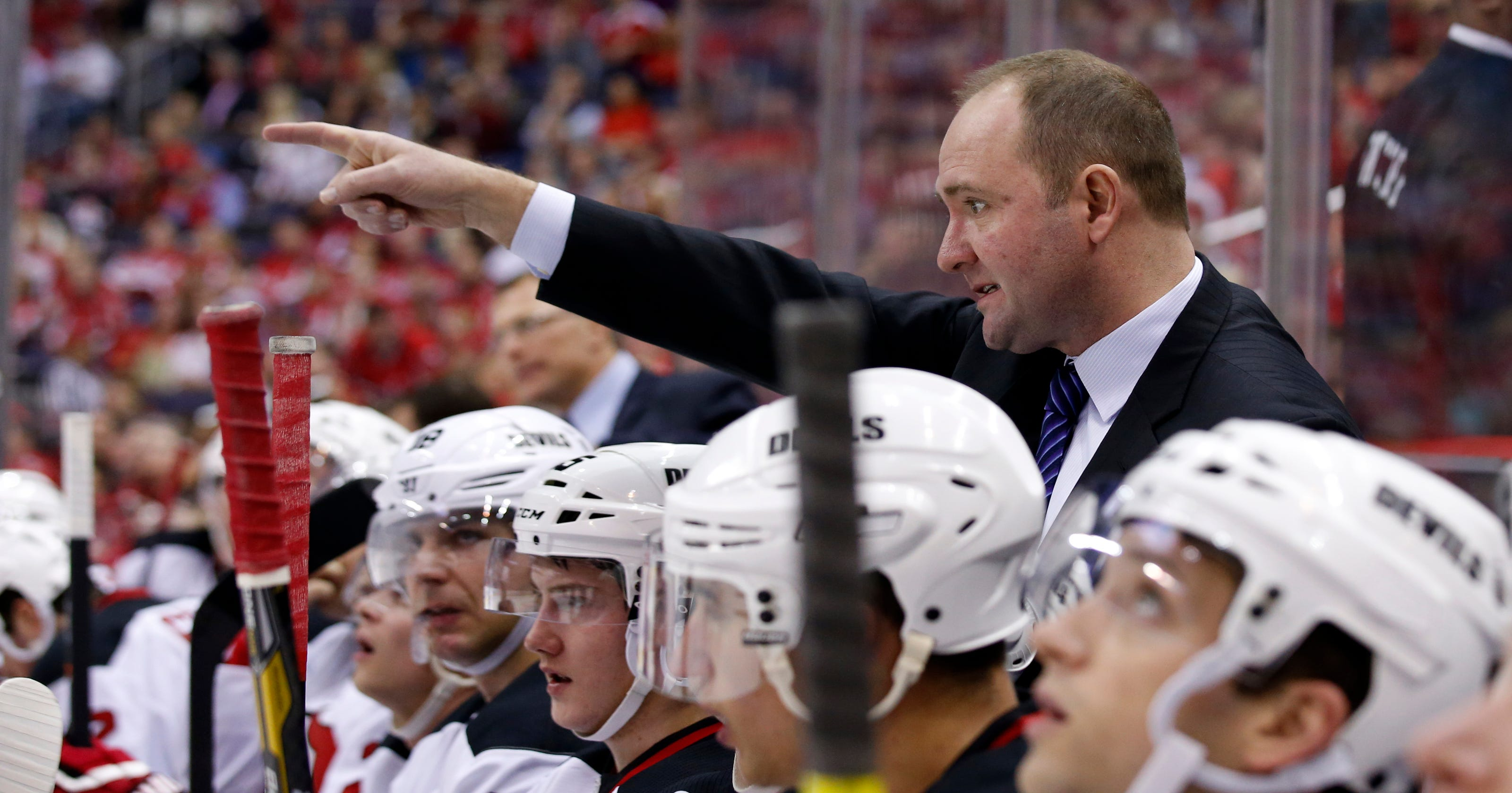 19b43995f Sharks officially announce Peter DeBoer hired as new coach