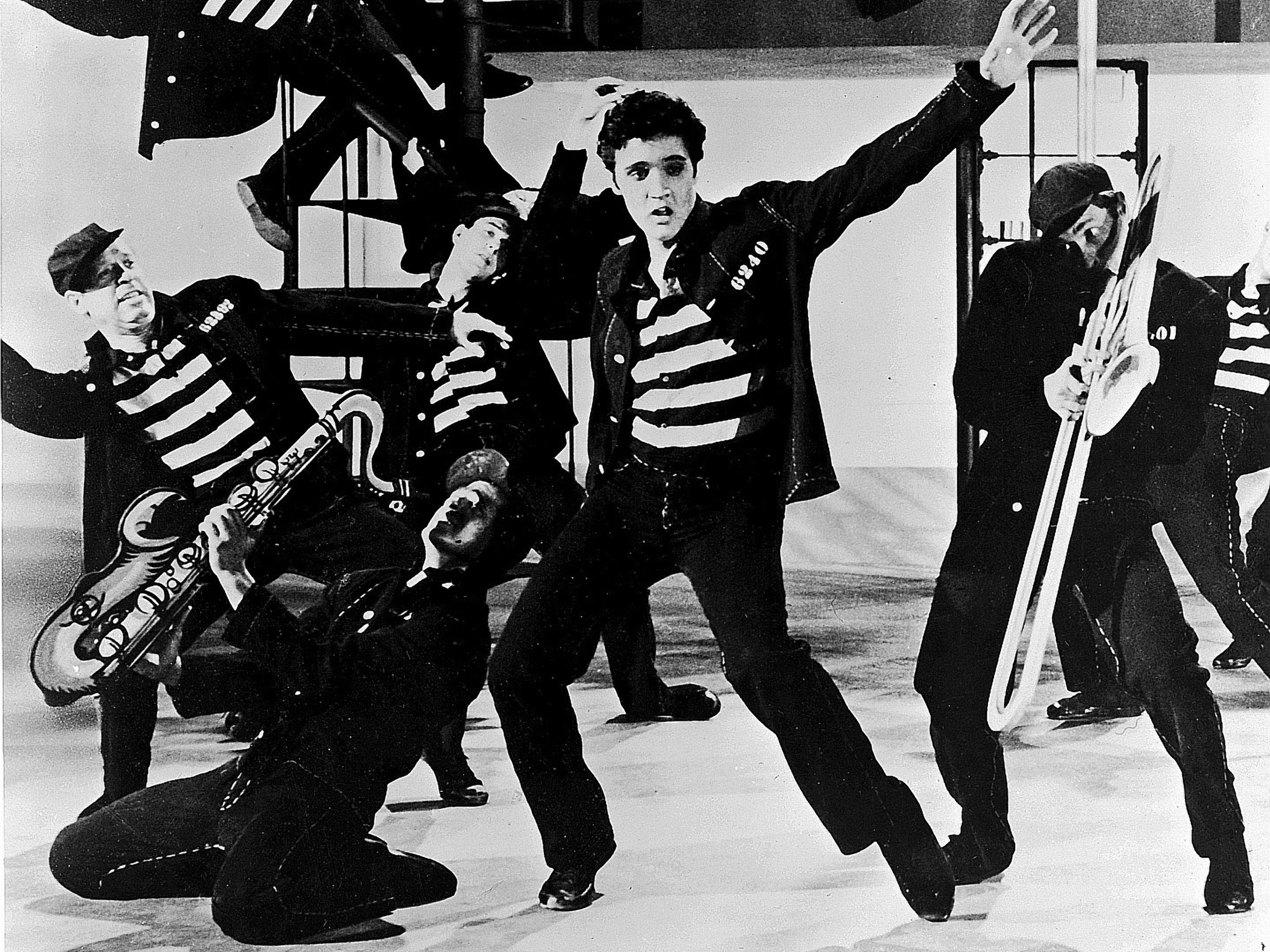 10 moments that made Elvis Presley a legend  10 moments that...