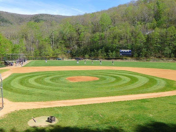 Montreat baseball will host a high school showcase on Saturday.