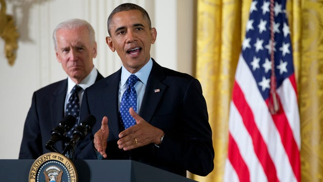 President Obama and Vice President Biden