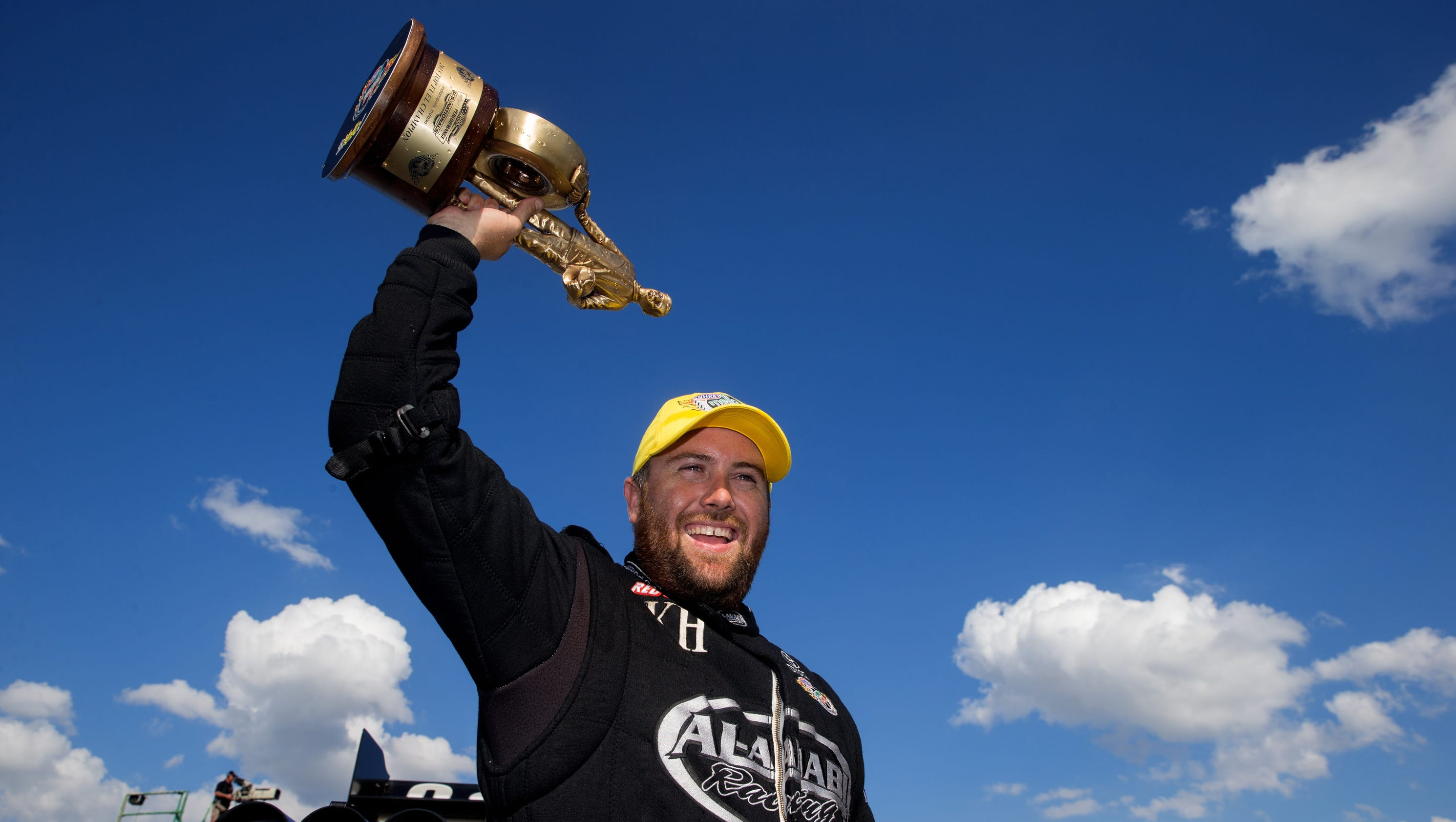 Top Fuel Leader Langdon Has Double Win Weekend In Indy