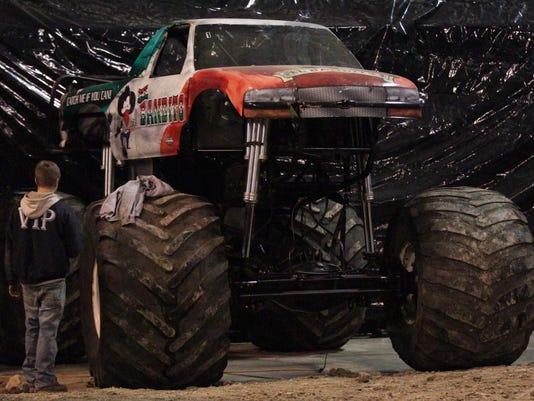 Monster X Monster Truck Tour