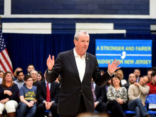 Phil Murphy town hall