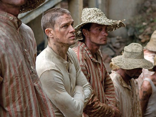 """Papillon"" will be in theaters August 24."