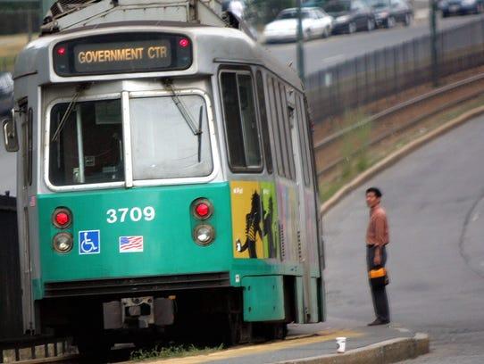 Massachusetts Bay Transportation Authority had its