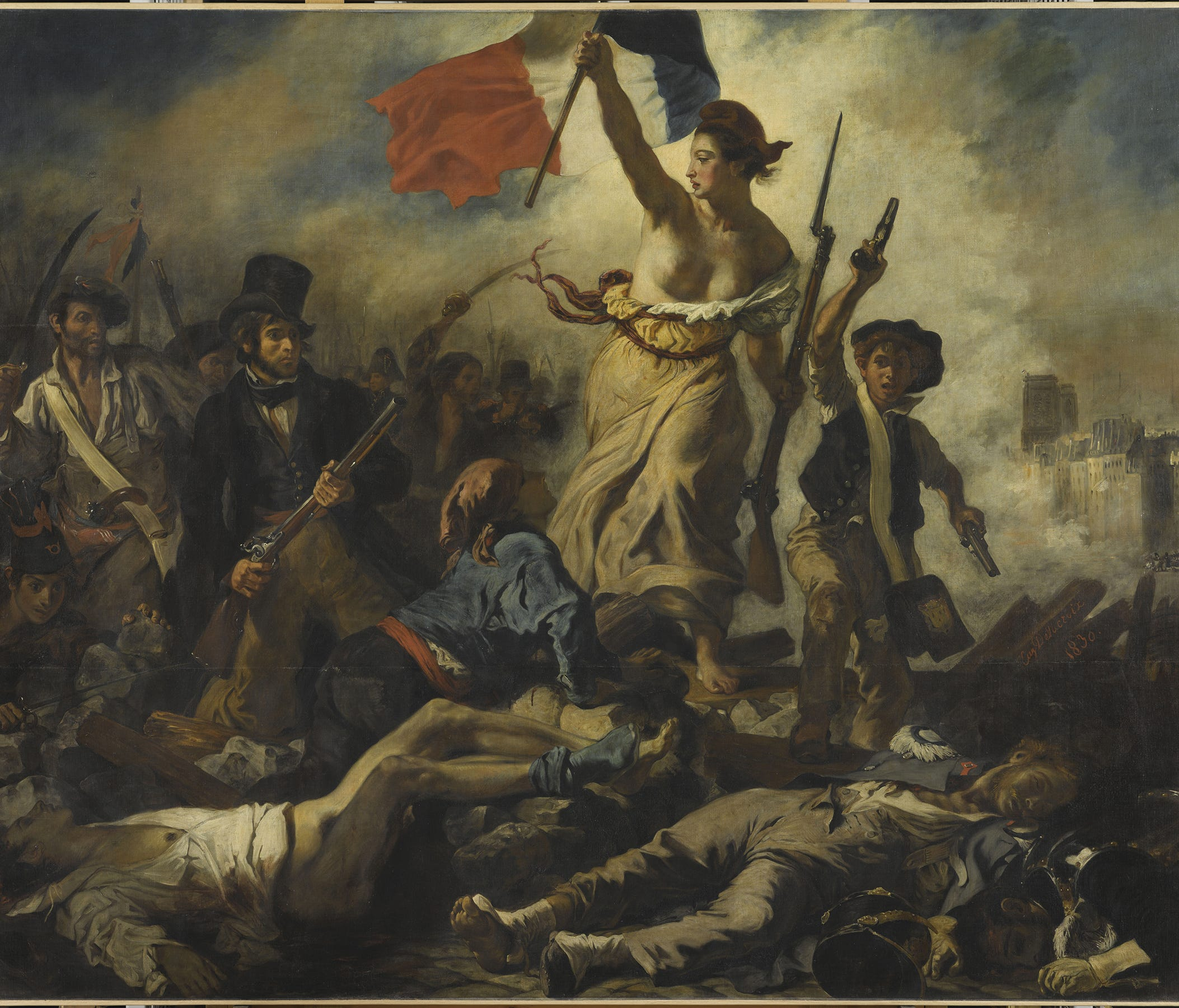 Though Eugène Delacroix is considered one of the giants of French painting, the last full retrospective on his work in Paris was held six decades ago (in 1963, the centenary year of his death). The Louvre has joined forces with the Metropolitan Museu