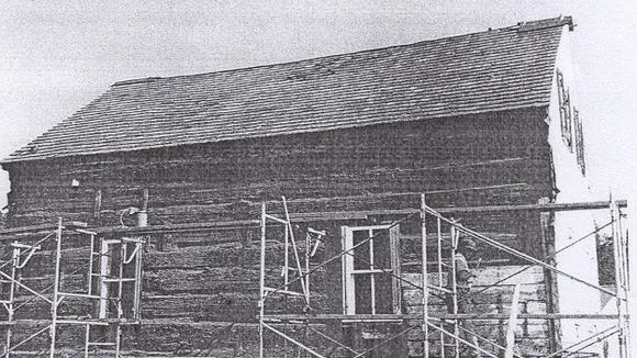 Sexton's house