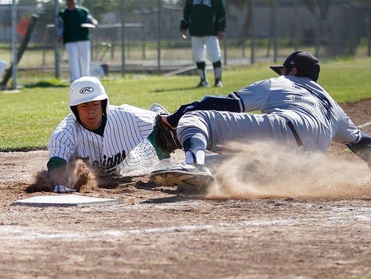 Salinas Playoffs Baseball