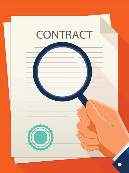 Slay the bloated personal service contracts – Personal Service Contract