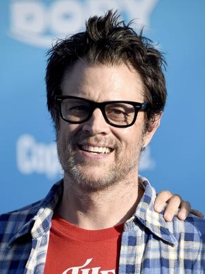 HOLLYWOOD, CA - JUNE 08: Actor Johnny Knoxville attends the world premiere of Disney-Pixar's 'Finding Dory' at the El Capitan Theatre on June 8, 2016 in Hollywood, California.  (Photo by Frazer Harrison/Getty Images)