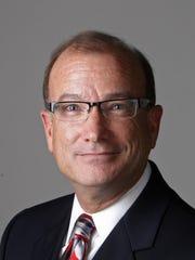 Former Hamilton County Prosecutor Mike Allen.