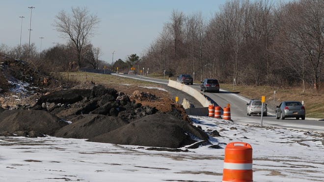 New York State Department of Transportation is improving the interchange at East Henrietta Road and Interstate 390 near City Gate in Rochester.