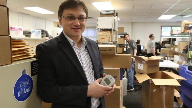 President and CEO Alex Zapesochny, iCardiac Technologies.