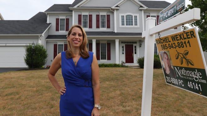Rachel Wexler is a real estate agent with Nothnagle Realtors.