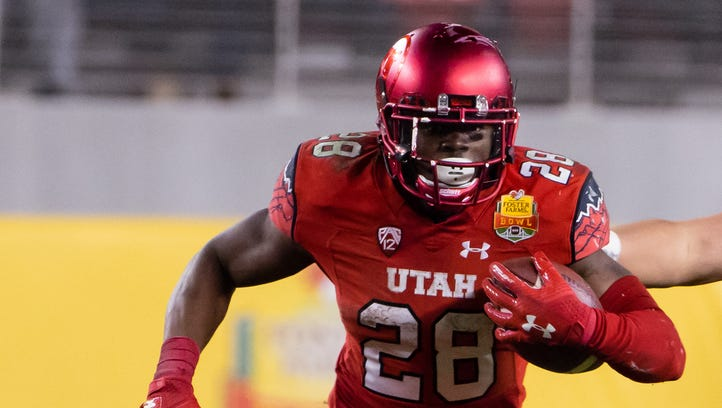 'My Sister's Keeper': How stepping away from football helped Utah's Joe Williams cope with sister's death