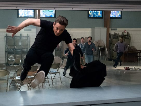 "Jeremy Renner will do anything to never be ""it"" in"