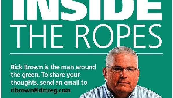 Rick Brown: Inside the Ropes
