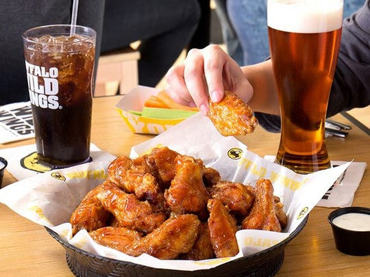 Enjoy a free small boneless or traditional wings and fries for Veterans Day.