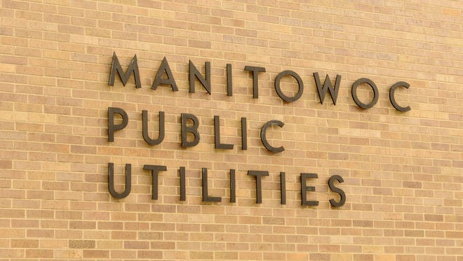 Manitowoc Public Utilities building on the south side of Manitowoc.