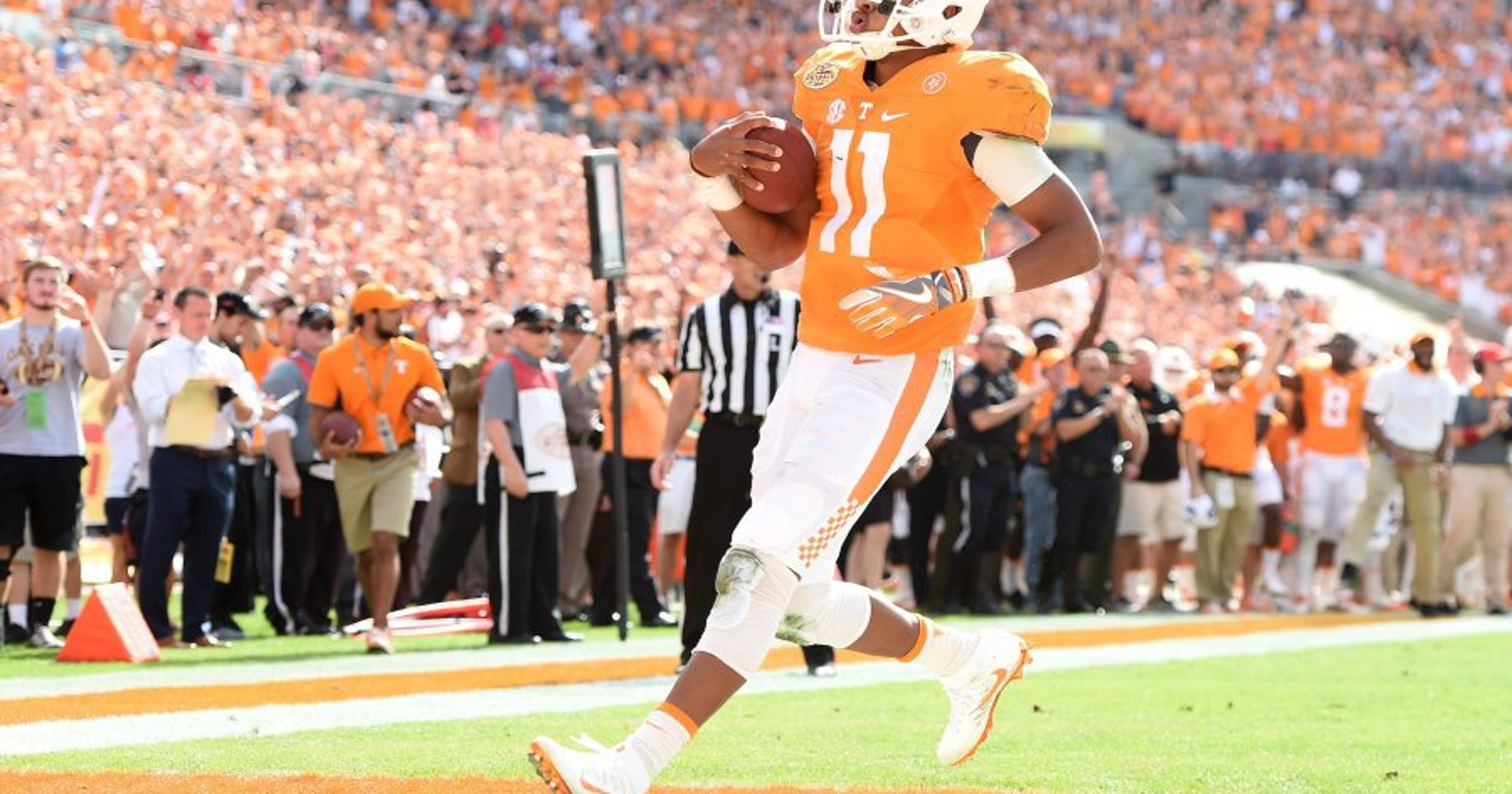 Outback Bowl: How They Scored: Vols vs  Northwestern
