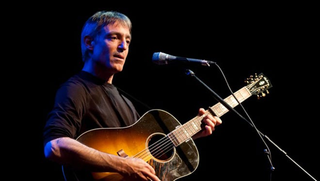 Chuck Brodsky will perform at the Montgomery Advertiser on May 18.