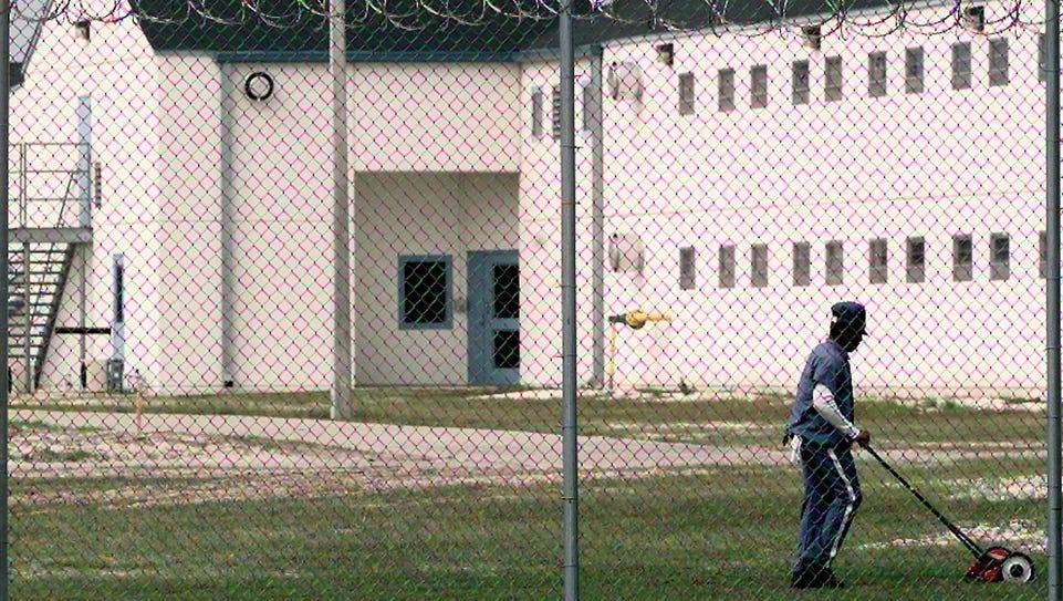 Prison file art.
