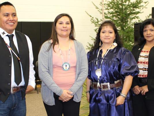 new mescalero councilors
