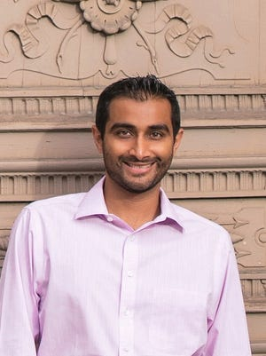 Jatin Shah, of Brentwood, is running for Williamson County Commission to represent District 7.