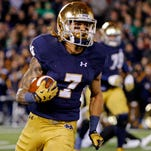 Notre Dame and Will Fuller are fighting to remain in the Playoff race.