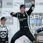 Team Penske's Simon Pagenaud thrilled to win IndyCar title