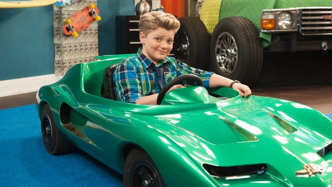 Actor Jake Brennan will star in Netflix comedy series 'Richie Rich,'  produced by AwesomenessTV.