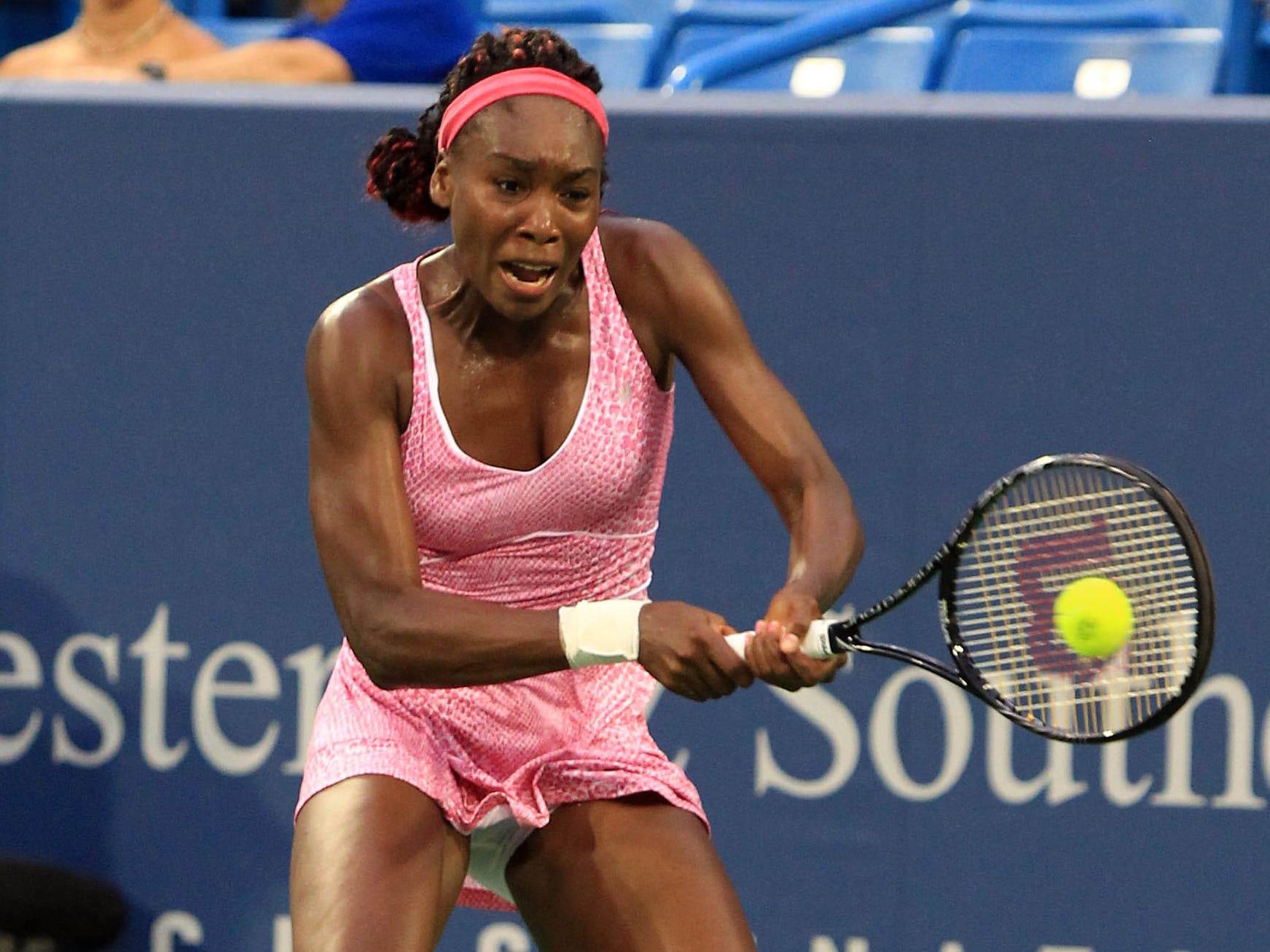 2013-08-12 Venus Williams