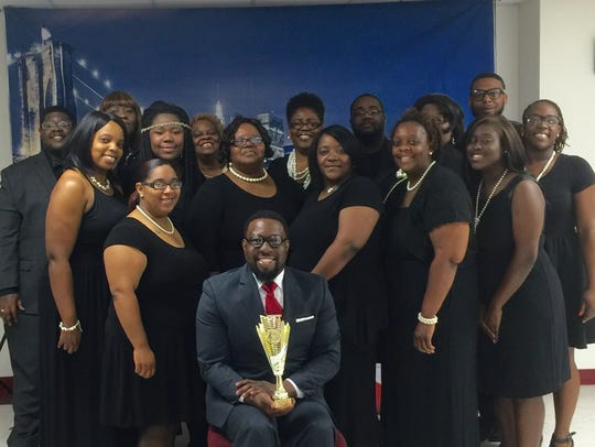 Chris Fellowship Chorale, founded by Darryl L. Chaney,