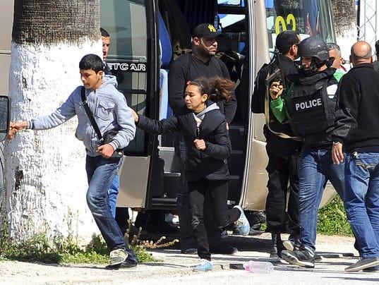 AP APTOPIX TUNISIA ATTACK I TUN