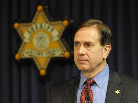 Sheriff Michael Bouchard
