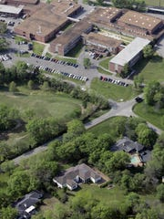 Hillwood High School is at 400 Davidson Road.