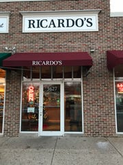 Ricardo's Pizza located at 5627 Broad Street in downtown