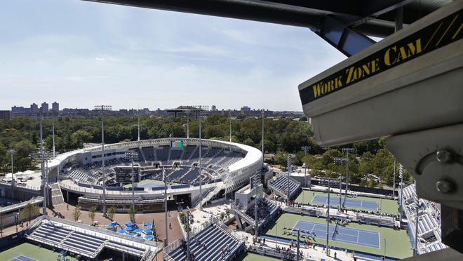 A high-ranking official for the U.S. Open told the Associated Press that if the Grand Slam tennis tournament is held in 2020, she expects it to be at its usual site in New York and in its usual dates starting in August. KATHY WILLENS/AP