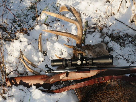 Deer hunters looking for a new riflescope should check