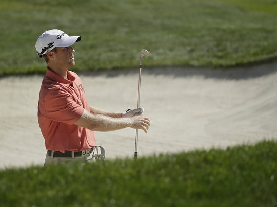 Former Purdue standout Tyler Duncan teams with Adam Schenk, another former Boilermaker standout, at this weekend's Zurich Classic in New Orleans