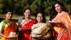 Sweet holiday: Hindu festival Diwali marked by bright lights and treats